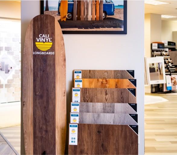 Cali vinyl long boards   Atlanta Flooring Design Centers Inc