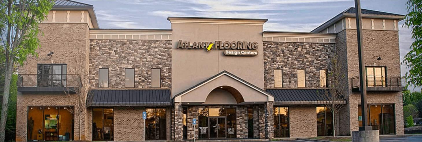 Exterior view of showroom | Atlanta Flooring Design Centers Inc