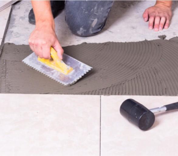 Tile installation   Atlanta Flooring Design Centers Inc