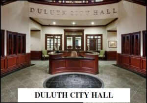 Duluth City Hall | Atlanta Flooring Design Centers Inc