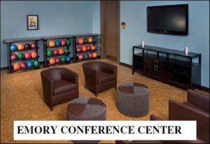 Emory Conference Center | Atlanta Flooring Design Centers Inc