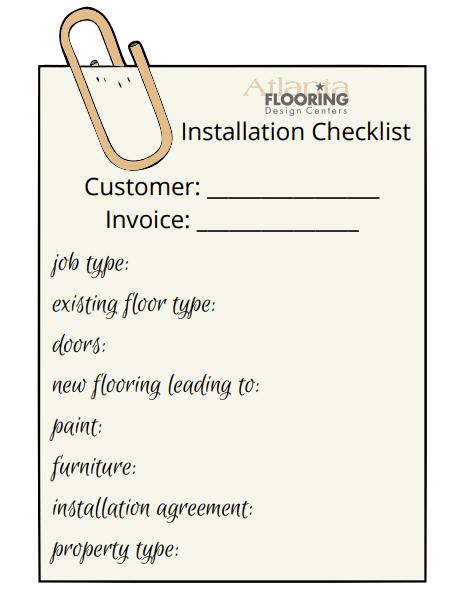 Installation Services   Atlanta Flooring Design Centers Inc