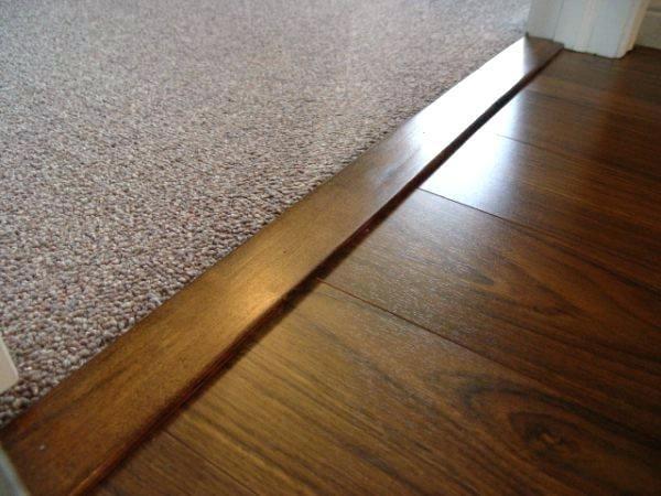 carpet-hardwood-transition   Atlanta Flooring Design Centers Inc
