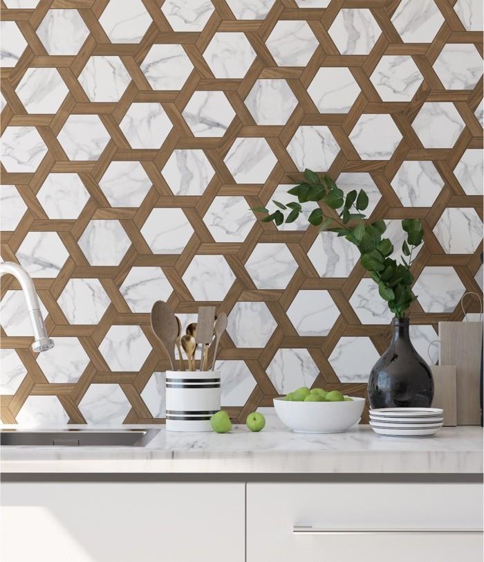 Bold backsplashes   Atlanta Flooring Design Centers Inc